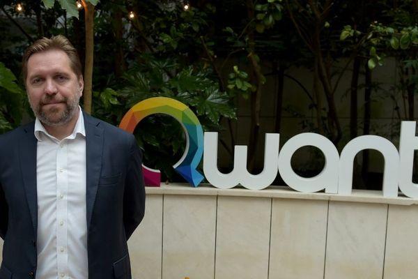 Eric Leandri, président et co-fondateur de l'entreprise Qwant, a quitté ses fonctions en janvier dernier, et a été remplacé par le directeur général adjoint de la société, Jean-Claude Ghinozzi.