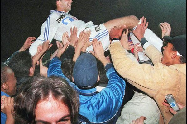 La victoire du Clermont Foot en 1997 face au PSG en Coupe de France a construit le club.