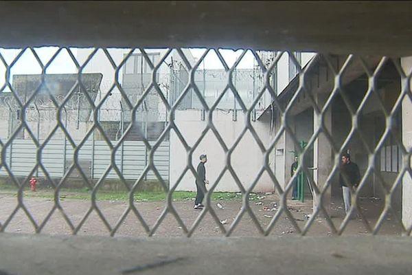 La maison d'arrêt de Gradignan est l'une des plus surpeuplée de France. (6/04/019)
