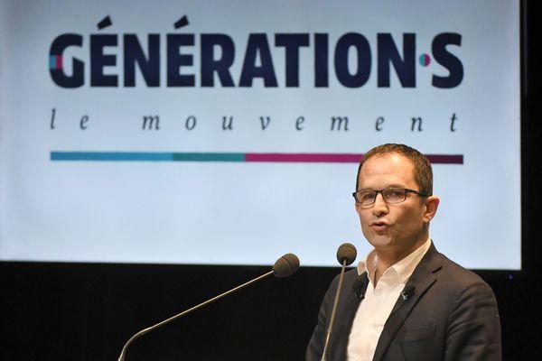 Le mouvement est né le 1er juillet 2017, après l'échec de Benoît Hamon à la présidentielle puis aux législatives.
