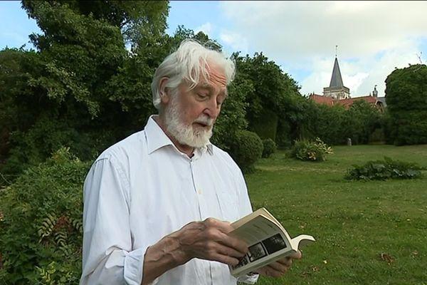 Le sculpteur et écrivain Bruno Lebel avait 86 ans.