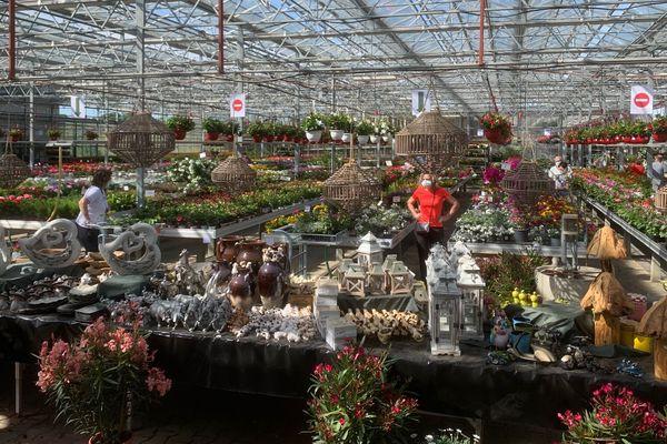 Les jardineries, version sécurisée