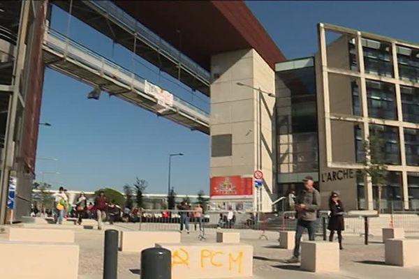A l'Université Toulouse-Jean-Jaurès, une vingtaine d'étudiants étrangers n'arrivent pas à s'inscrire en master.