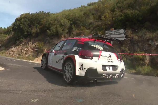 Le rallye débute ce samedi 29 mai de Bastia.