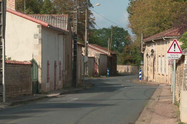Villiers, dans la Vienne, un village de 900 âmes d'ordinaire très tranquille