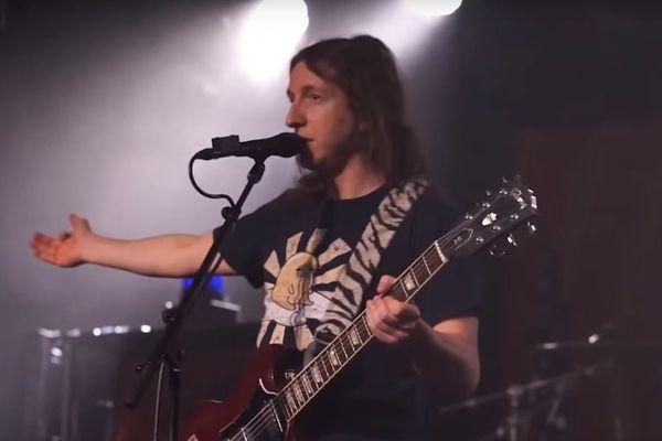 Nicolas Patra, alias Fetus, chanteur et guitariste d'Ultra Vomit
