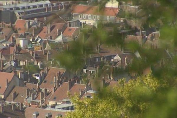 Besançon, ville verte et riche en bio diversité
