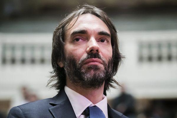 Cédric Villani, le 2 octobre 2019 à la Sorbonne.
