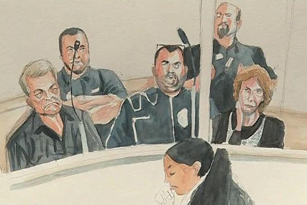 Dernier jour d'audience au procès en appel pour Sylvain Dromard et Murielle Bonin. Le verdict est attendu dans la soirée.
