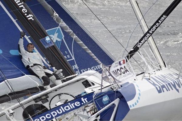 Chassé-croisé pour la première place en tête du Vendée Globe