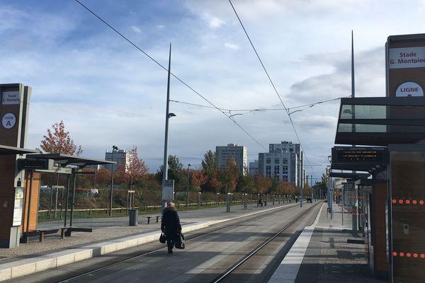 Aucun tramway ne circulera sur la ligne A dans l'agglomération de Clermont-Ferrand, jeudi 5 décembre, jour de grève