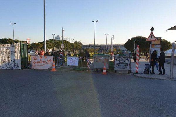 Les membres du personnel technique et administratif sont de nouveau en grève à l'université Paul Sabatier