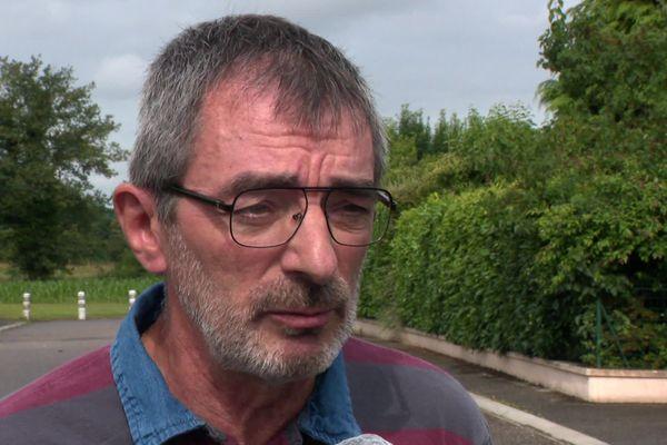 Philippe Mahier, médecin coordinateur en EHPAD à Montrevel (Ain).