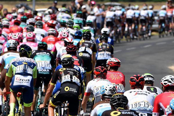 A l'occasion de la 105ème édition du Tour de France, le département de la Drôme accueillera la 13e étape (Bourg d'Oisans / Valence) et la 14e étape (Saint-Paul-Trois-Châteaux / Mende) de la course cycliste.