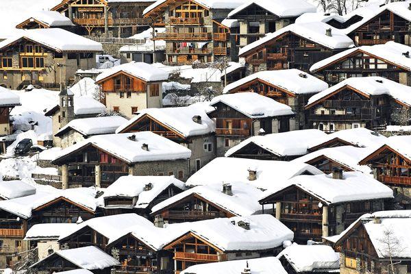 Sainte Foy Tarentaise en Savoie