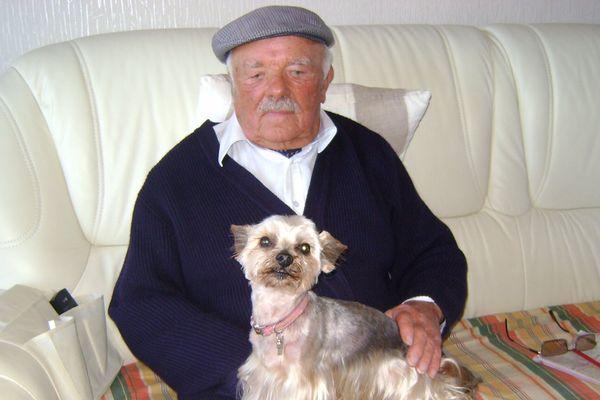 René Baillet, disparu depuis le samedi 17 octobre, à Neuville les Dieppe