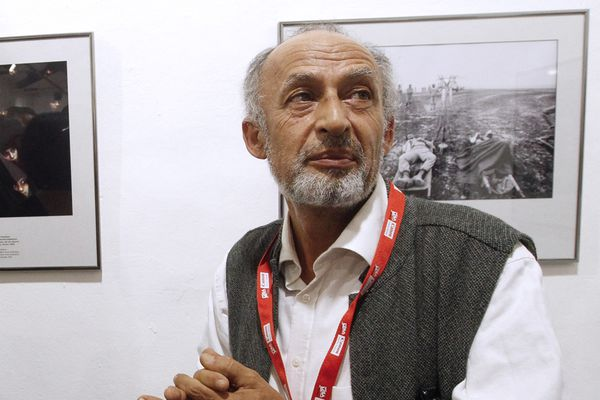 Le photographe franco-iranien Manoocher Deghati présidera la 28e édition du Prix Bayeux Calvados