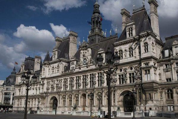 L'Hôtel de Ville de Paris. Photo d'illustration.