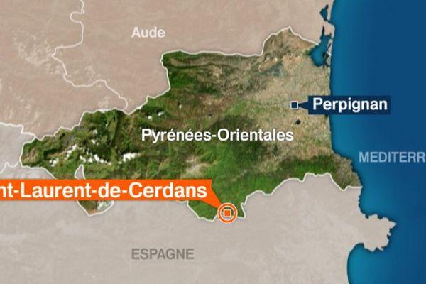 Saint-Laurent-de-Cerdans (Pyrénées-Orientales)