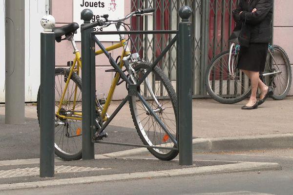 Les vols de vélos sont en augmentation dans la métropole de Montpellier.