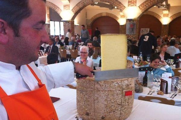 Pour le quatrième Toques Chaud, l'Allier a invité le Cantal. Les chefs ont présenté leurs meilleurs produits