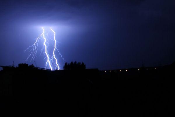 Les orages sont déjà de retour en Auvergne-Rhône-Alpes.