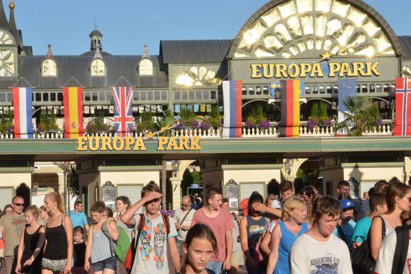 Plus de 5.6 millions de personnes ont passé les grilles d'Europa Park en 2018.