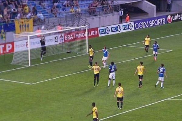 Hier soir au stade Bonal, le FCSM s'est imposé 3-2 face au club de Niort.