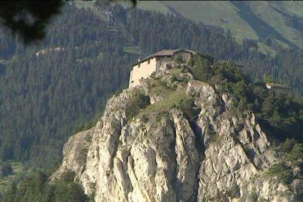 Les forts de l'Esseillon sont au nombre de cinq.