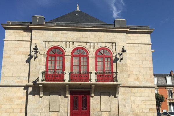 Le théâtre italien de Guéret fait partie des neuf monuments en Limousin présélectionnés pour le loto du patrimoine.