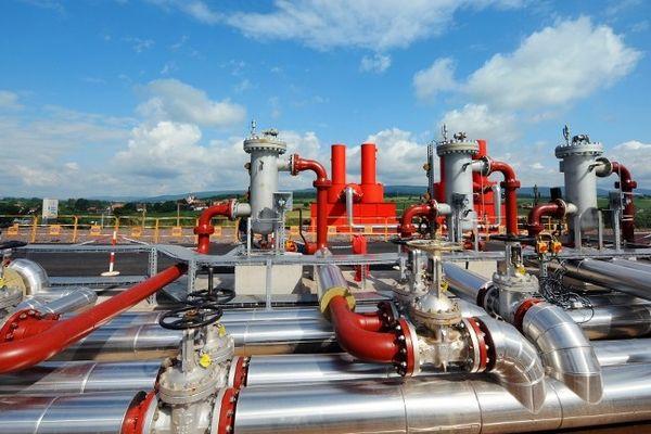 Illustration - centrale de géothermie à haute température