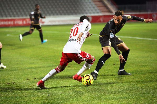 A Ajaccio, Béziers a perdu pour la cinquième fois de suite.