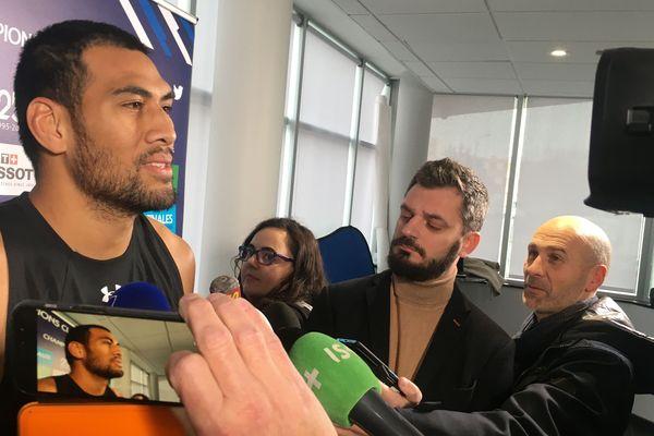 En jouant contre l'Ulster samedi 11 janvier, Sébastien Vahaamahina devrait enchaîner son quatrième match consécutif comme titulaire à l'ASM Clermont Auvergne.