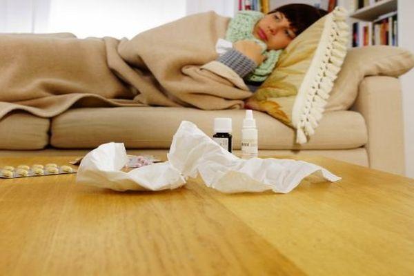 La Bourgogne fait partie des régions les plus touchées par l'épidémie de grippe.