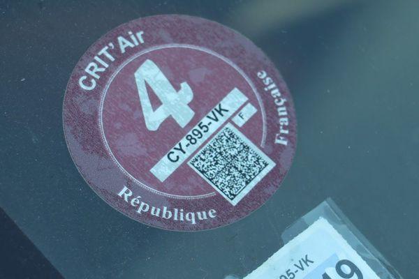Les vignettes Crit'air 4 ne seront pas autorisées à circuler mercredi et jeudi dans la métropole lilloise.