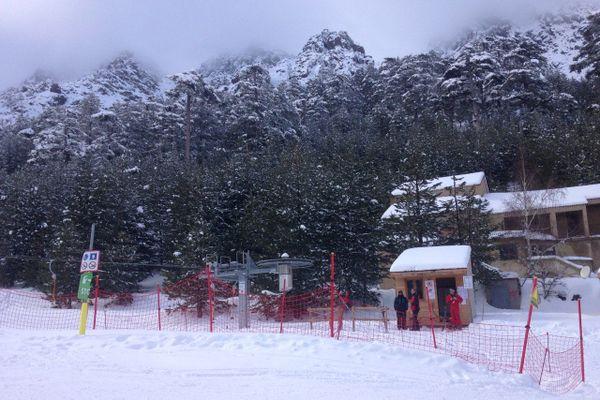 70 centimètres de neige sont tombés à Asco.