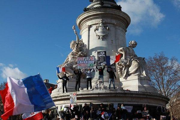 Paris, 11 janvier 2015