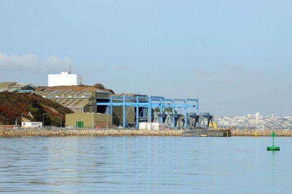 Base de sous-marins nucléaires de l'ile longue -23/11/2013
