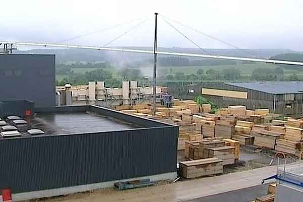 Le complexe de Sardy-lès-Epiry ressemblerait à celui de Vielsalm (Belgique) / Archives