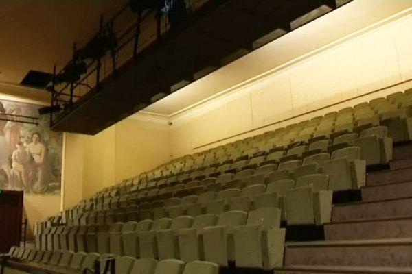 La salle du théâtre d'Auxerre (archives)