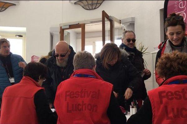 160 bénévoles encadrent le festival de Luchon