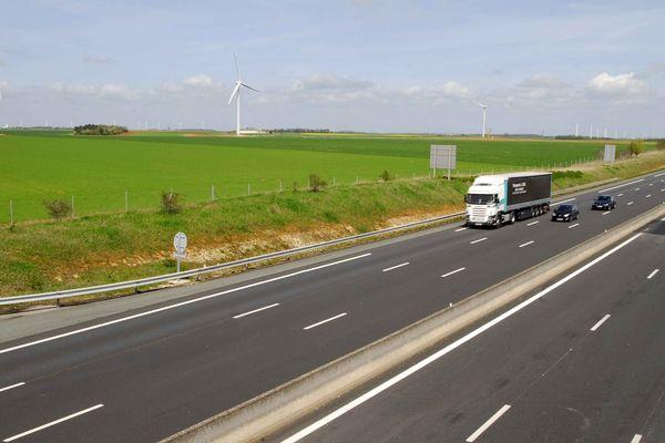 Projet d'autoroute sur la nationale 154 en eure-et-Loir