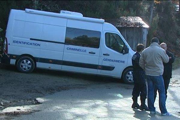 18/12/14 - Hypothèse criminelle confirmée après la découverte d'un corps en Corse