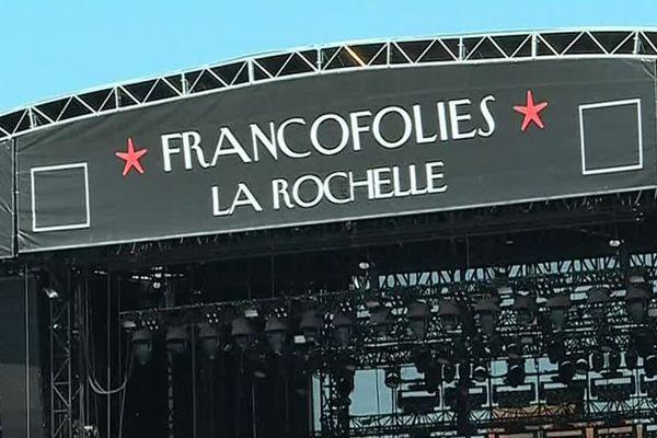 La 34ème édition des Francofolies a débuté à La Rochelle.