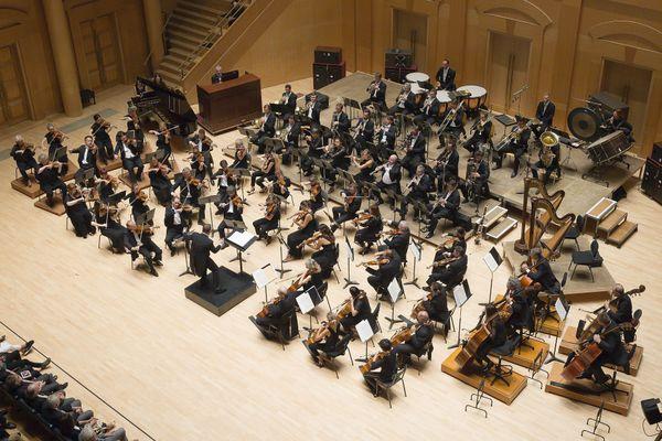 Les musiciens de l'Orchestre national de Metz attendent de pouvoir rejouer devant un public.