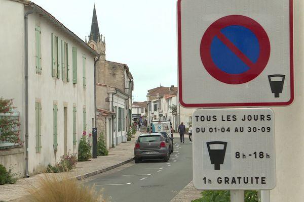 C'est surtout dans les centres-villes que se pose l'épineux problème des places de parking.