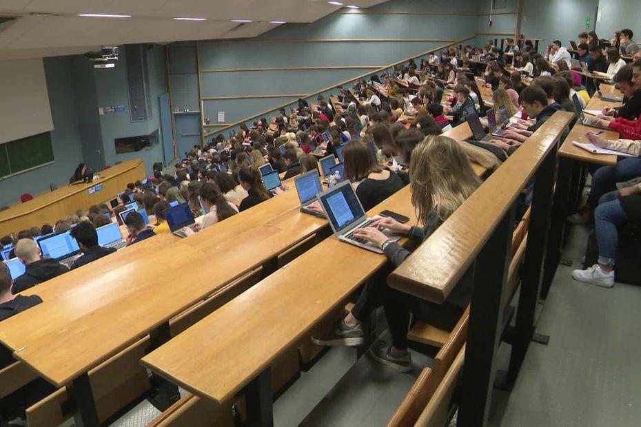 Caen : la rentrée universitaire se prépare sur le web