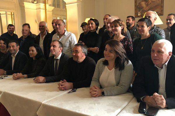 Le PNC a annoncé ce mercredi qu'il ne participera pas à l'assemblée générale de Femu a Corsica prévue le 2 décembre à Corte.