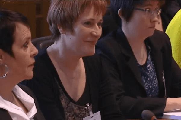 Il y a quinze femmes dans l'hémicycle du Conseil départemental ardéchois