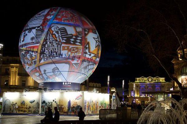 La grande sphère